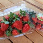 Strawberries in Zambia